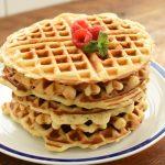 crispy buttermilk waffles | NoBiggie.net