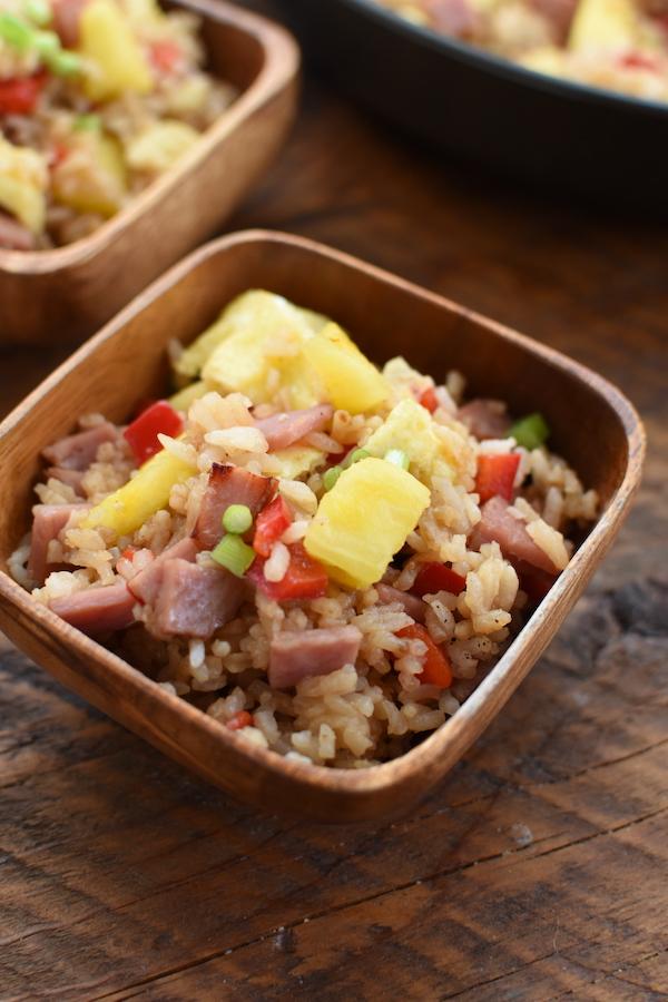 island style fried rice | NoBiggie.net