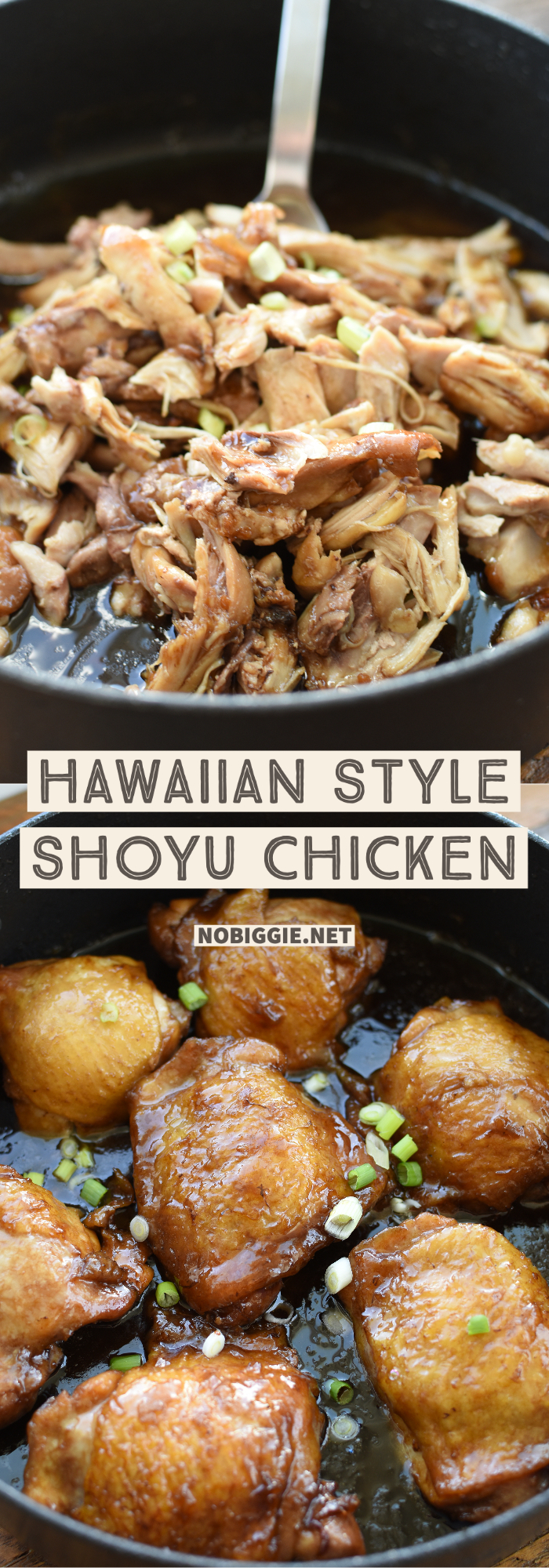 shoyu chicken | NoBiggie.net