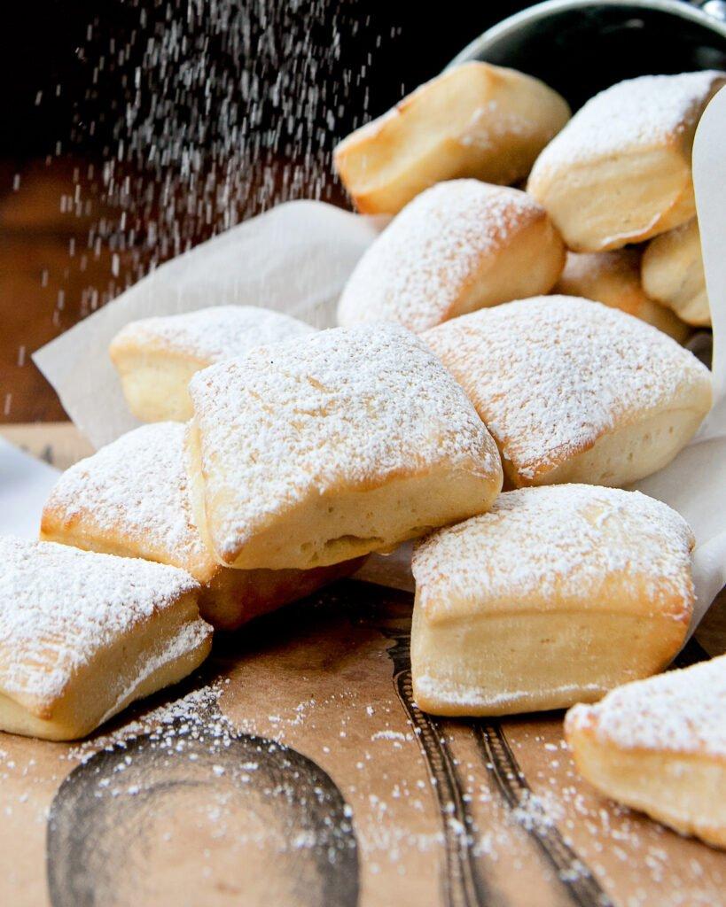 Air Fried Beignets | 25+ Air Fryer Desserts