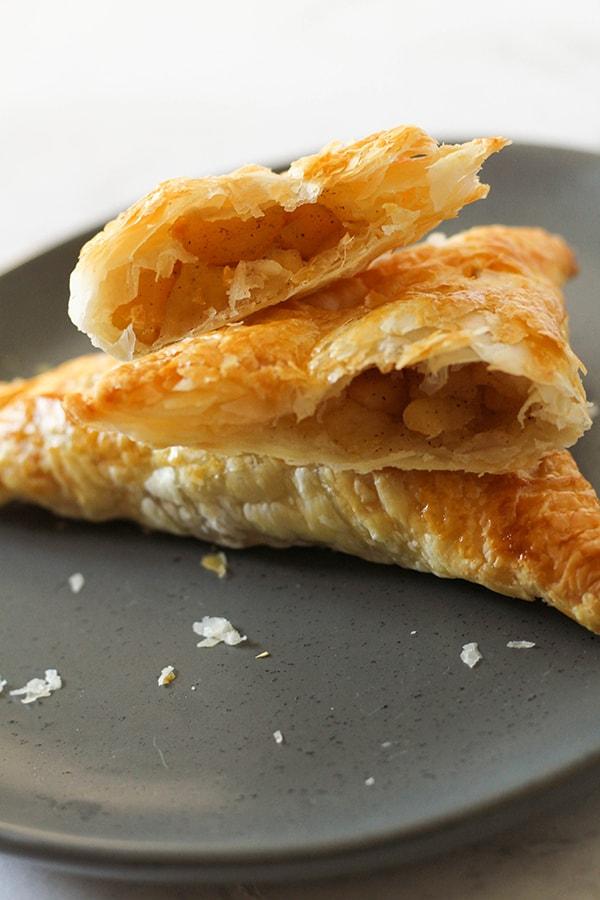 Air Fryer Apple Turnovers | 25+ Air Fryer Desserts
