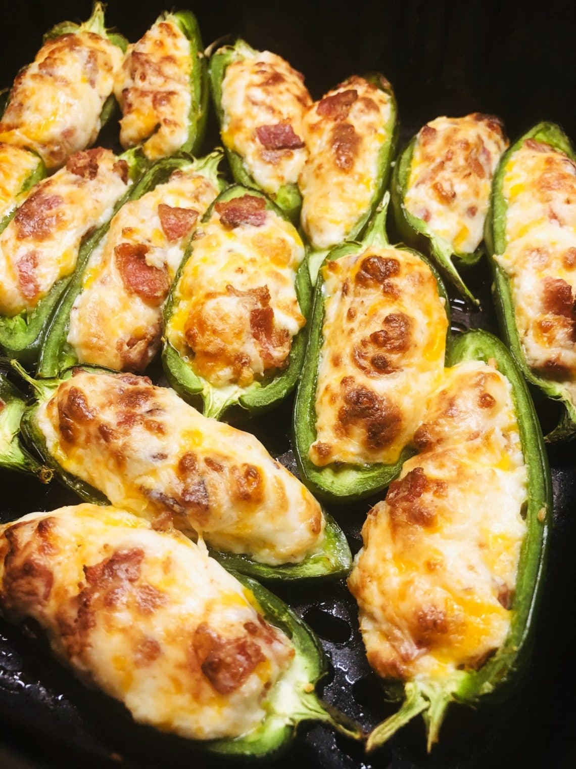 Air Fryer Jalapeno Poppers | 25+ Air Fryer Recipes