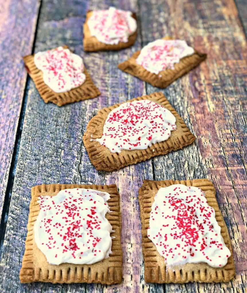 Air Fryer Strawberry Pop Tarts | 25+ Air Fryer Desserts