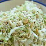 Top ramen cabbage salad | NoBiggie.net