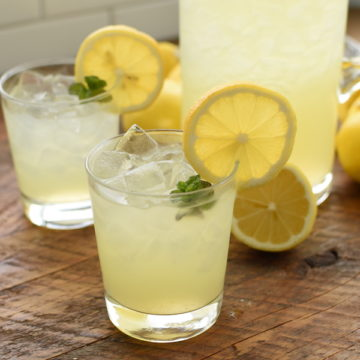 best lemonade recipe | NoBiggie.net