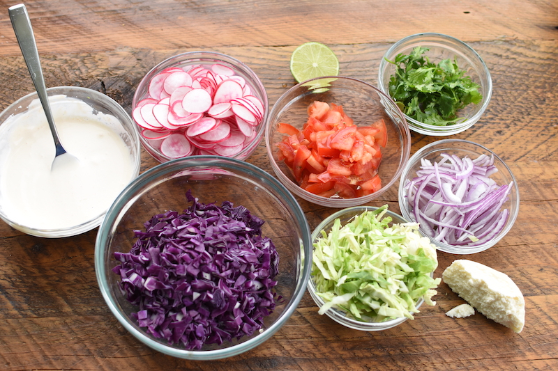 toppings for fish tacos | NoBiggie.net