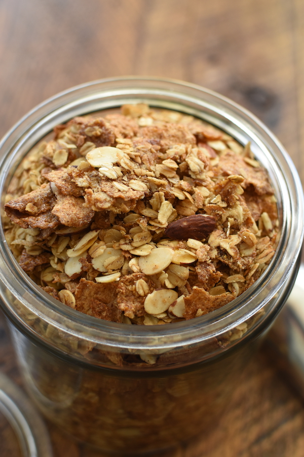 what you need for granola | NoBiggie.net