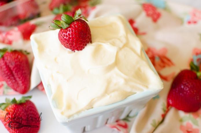 Cheesecake Fruit Dip | Sweet Dip Recipes