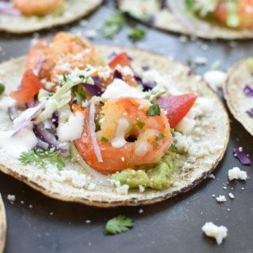 Shrimp Tacos | NoBiggie.net