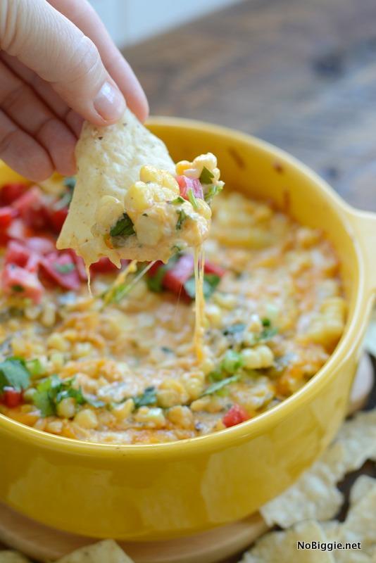 Hot Corn Dip | 25+ Savory Dip Recipes