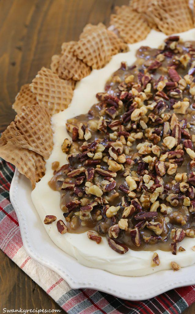 Pecan Praline Dip | Sweet Dip Recipes