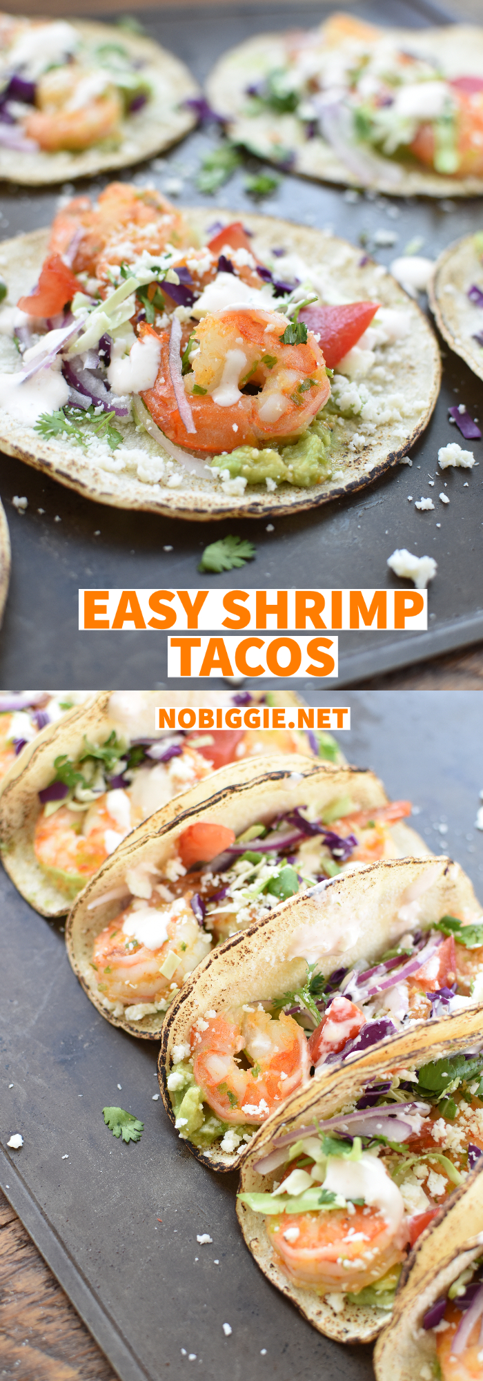 the best shrimp tacos | NoBiggie.net