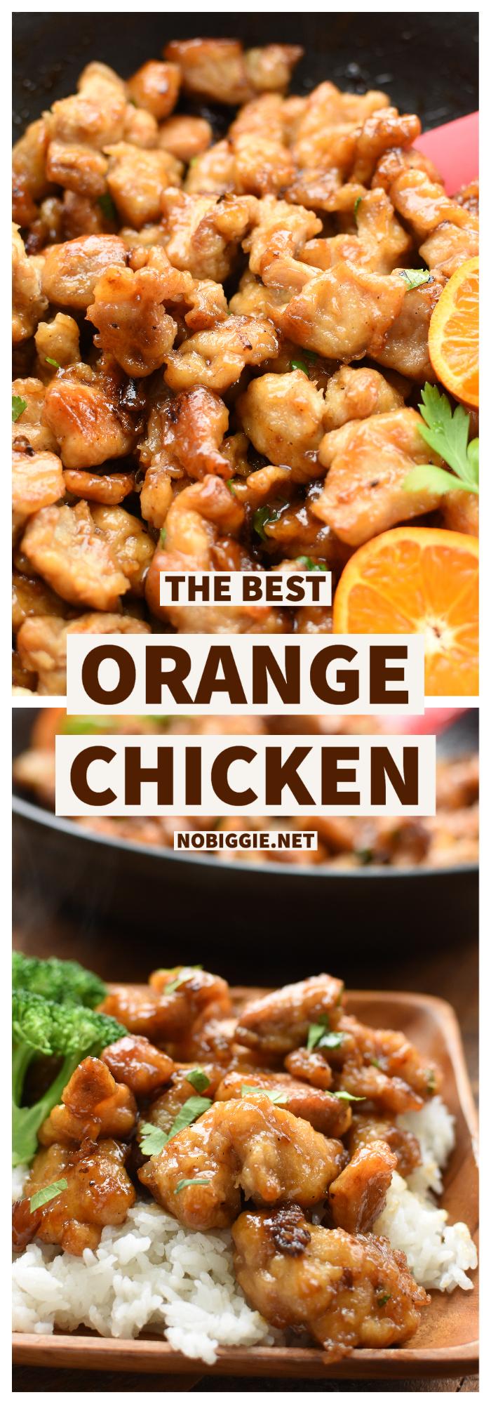 orange chicken copycat recipe | NoBiggie.net