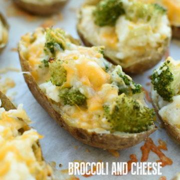 broccoli and cheese twice baked potatoes   NoBiggie.net