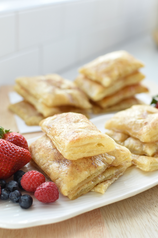 puff pastry french toast easy | NoBiggie.net