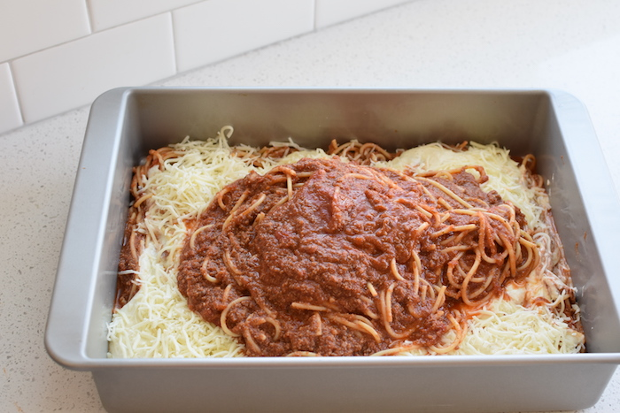 million dollar spaghetti bake | NoBiggie.net