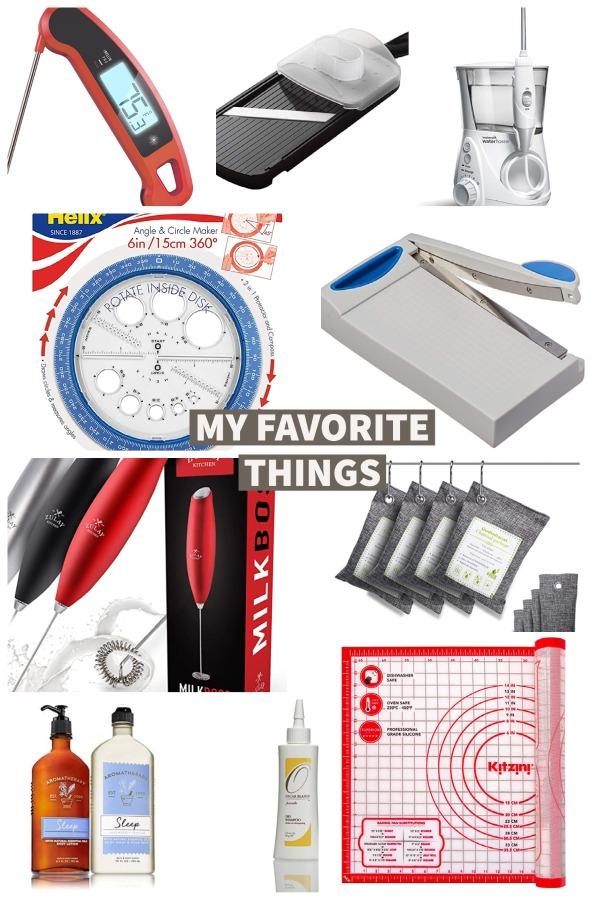 favorite things | NoBiggie.net