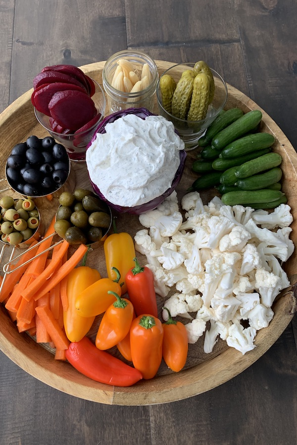 how to make a relish tray | NoBiggie.net