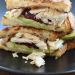 the ultimate thanksgiving grilled cheese | NoBiggie.net