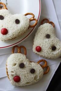 Reindeer Sandwiches   NoBiggie.net