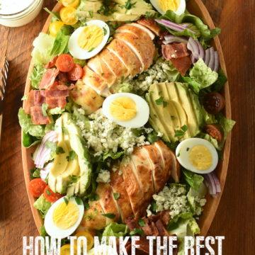 Cobb Salad | NoBiggie.net