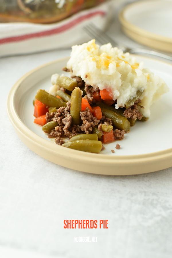 Shepherd's Pie | NoBiggie.net