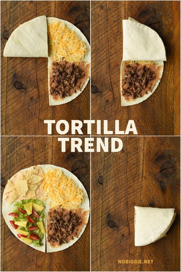 tortilla trend wrap hack