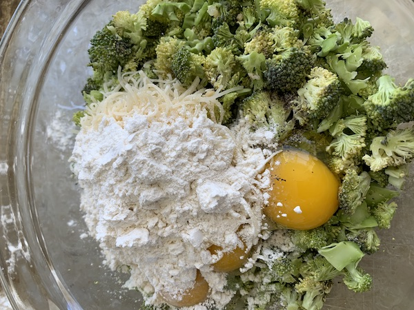 how to make broccoli fritters   NoBiggie.net