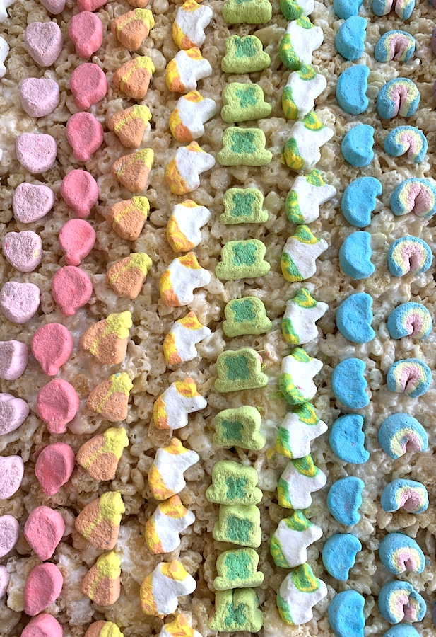 Lucky Charms Marshmallows | NoBiggie.net
