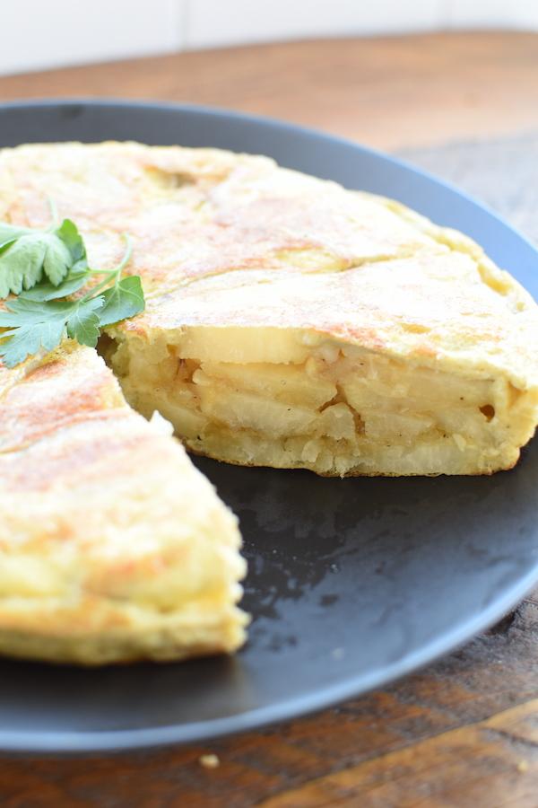 Tortilla De Patatas | NoBiggie.net