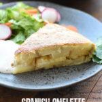 spanish omelette | NoBiggie.net