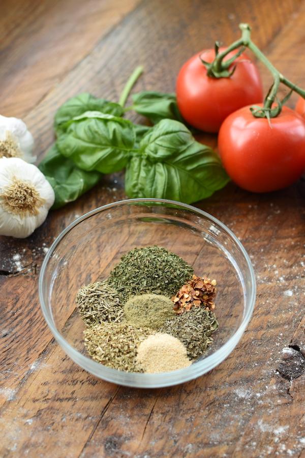 Italian Seasoning Recipe Mix | NoBiggie.net