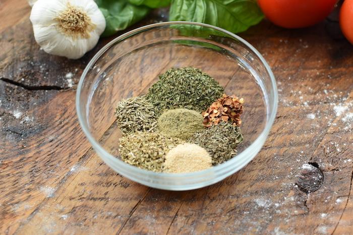how to make Italian Seasoning | NoBiggie.net