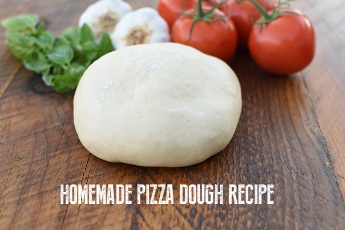 pizza dough recipe | NoBiggie.net