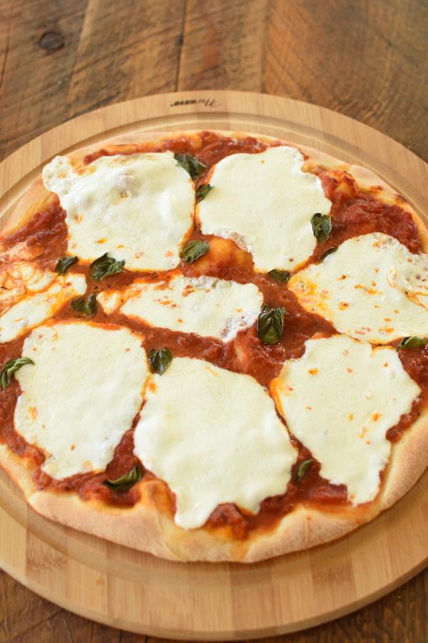 margarita pizza | NoBiggie.net