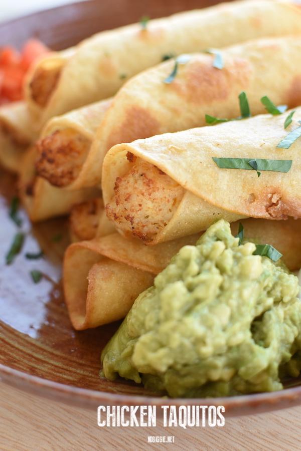 chicken taquitos | NoBiggie.net