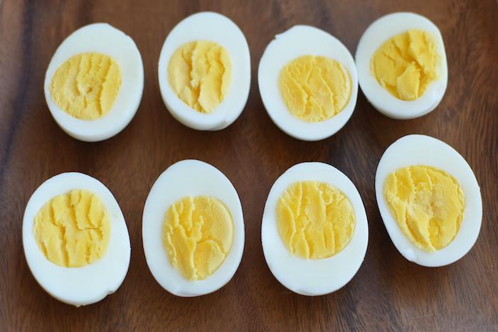 perfectly steamed eggs   NoBiggie.net