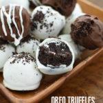 Oreo truffles | NoBiggie.net