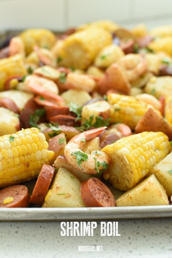 shrimp boil | NoBiggie.net
