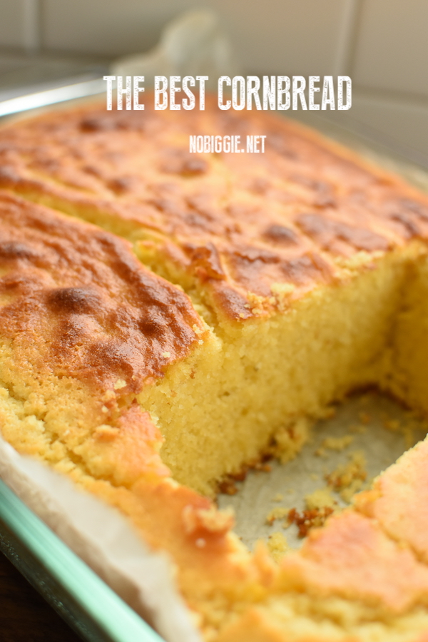 the best cornbread | NoBiggie.net