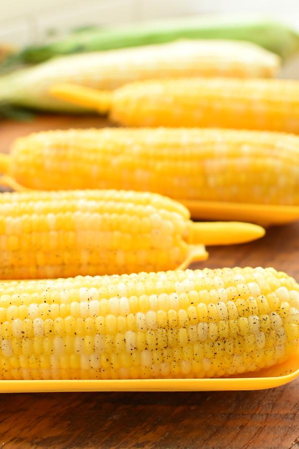 best way to cut corn off the cob   NoBiggie.net