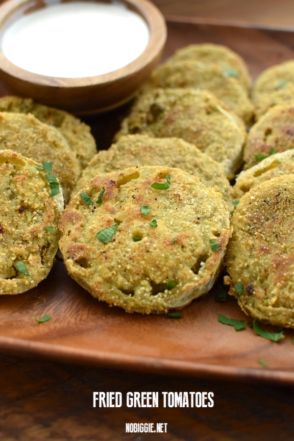 fried green tomatoes | NoBiggie.net